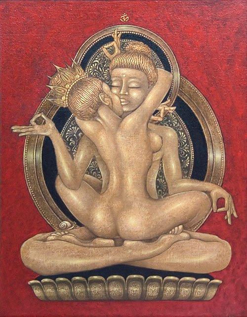 Тантра богиня секса